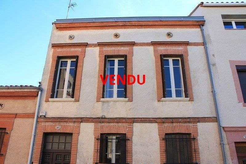 Vente Villa Toulouse Côte Pavée
