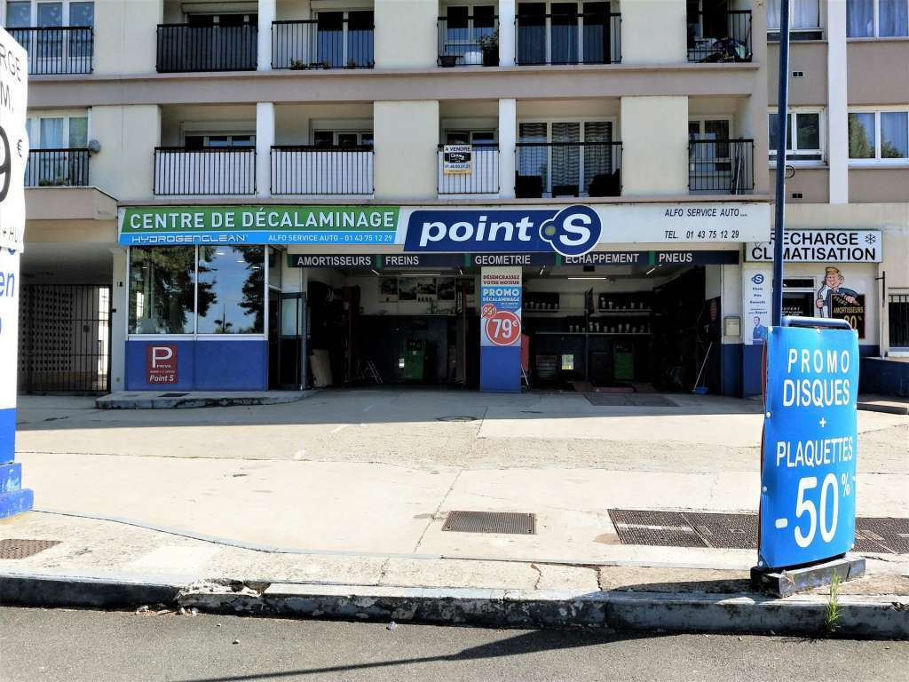 Sale Premises Alfortville