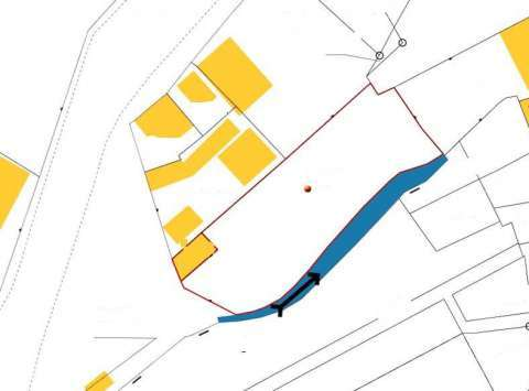 Sale Building land Bellegarde