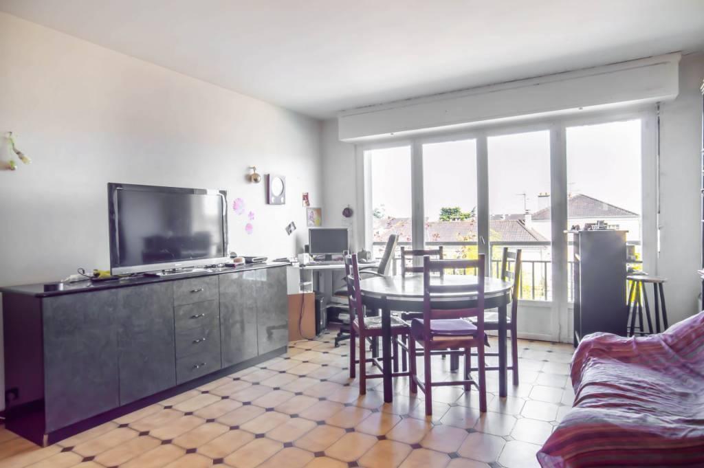 Villepreux Centre ville - T3 de 63.6m2