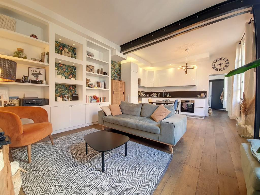 Magnifique appartement Notre dame