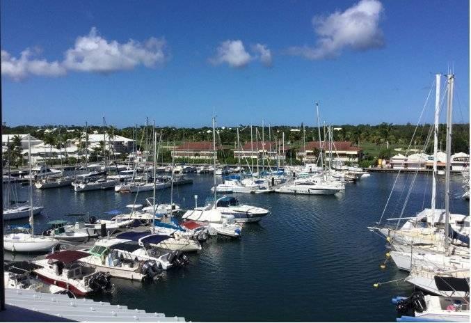 Fond de commerce Marina Saint François Guadeloupe