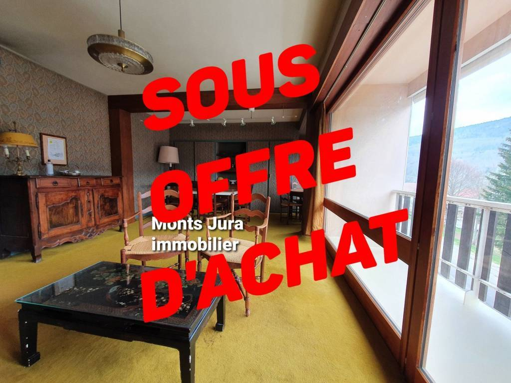 Sale Apartment Lélex
