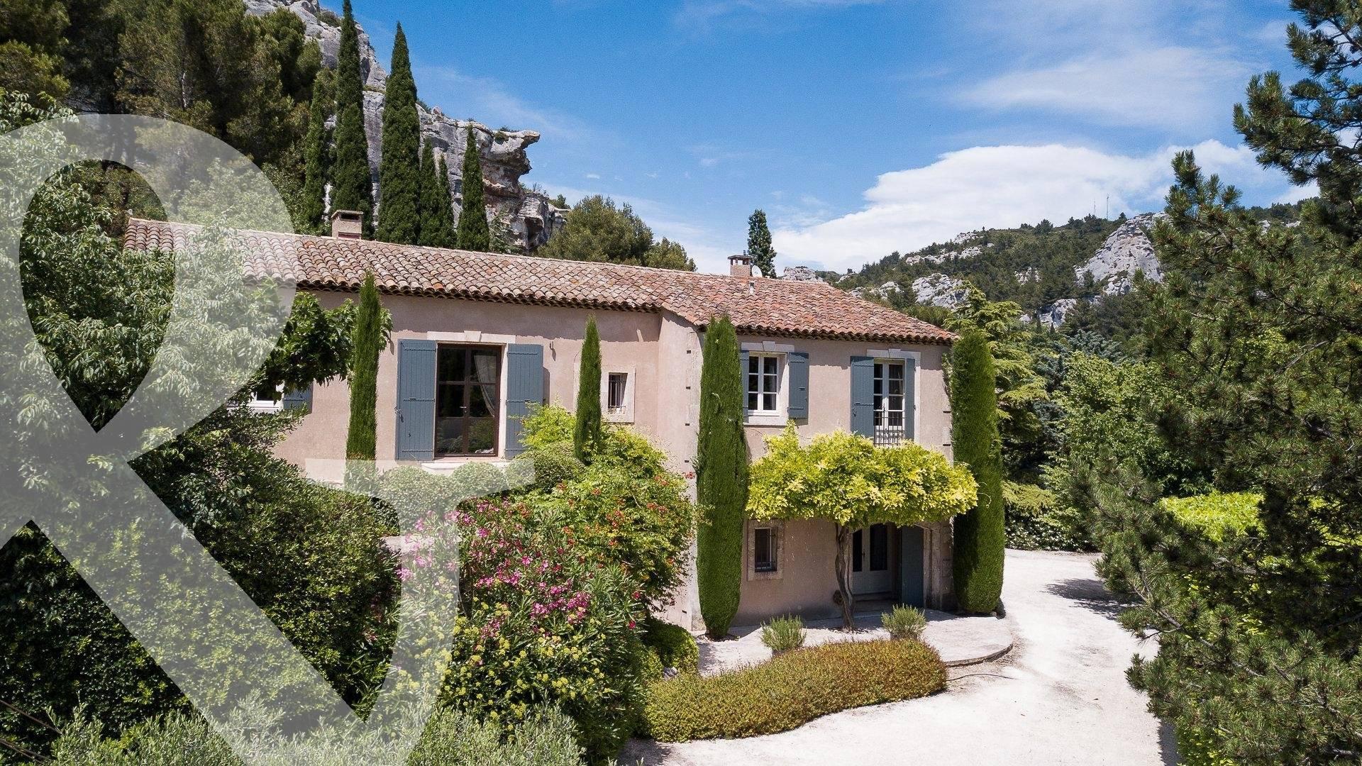 1 18 Les Baux-de-Provence