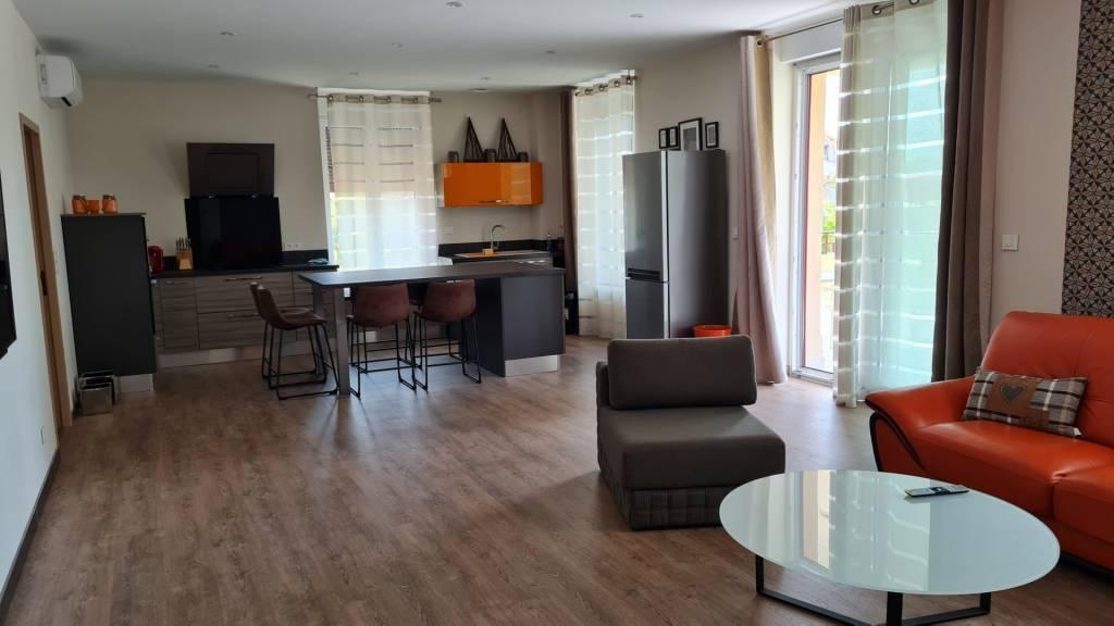 Exceptionnel appartement refait à neuf