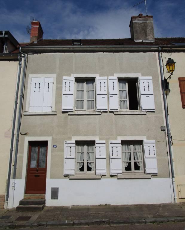 Charmante maison de ville à Charolles