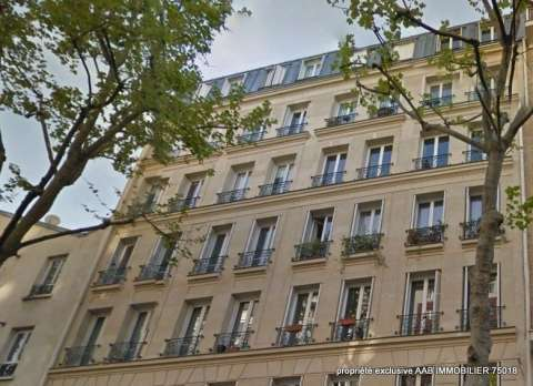 Sale Apartment Paris 17th