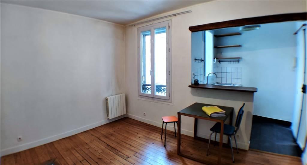 Vente Appartement Paris 19ème Villette