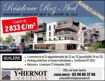 Sale Apartment Guilers