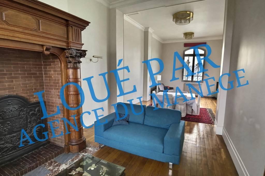 Magnifique appartement meublé de 107m2
