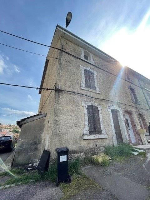 Villerupt en France - Maison de Cité à rénover