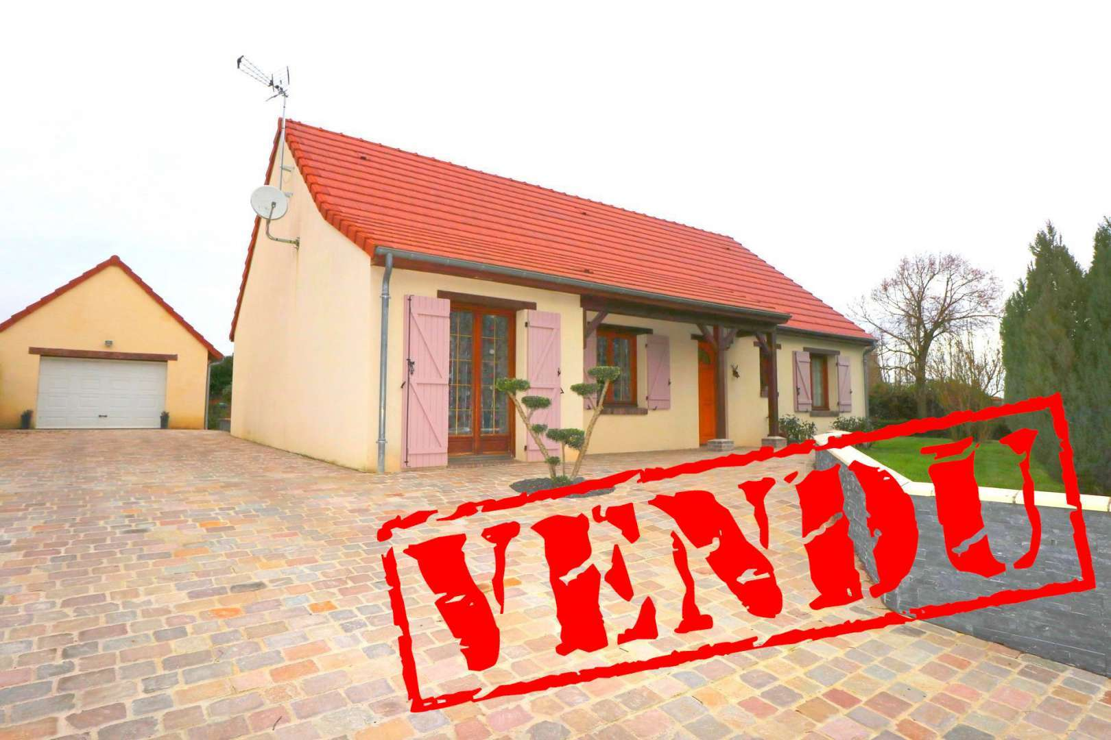 Vente Maison Tremblay Les Villages
