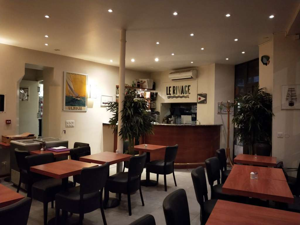 FONDS DE COMMERCE BEAU RESTAURANT EN CENTRE VILLE!