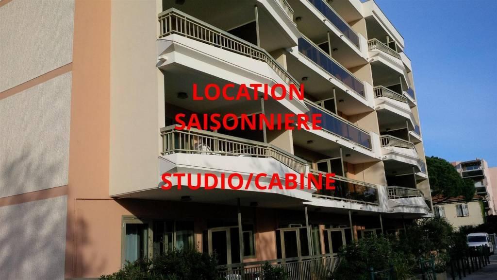 Seasonal rental Apartment Sainte-Maxime