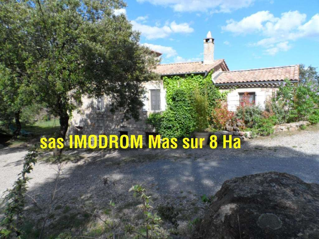 Ardèche Cévenole Mas du 18ème