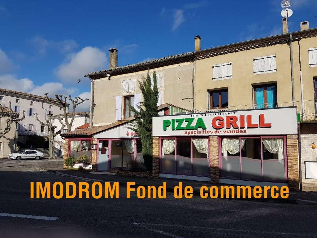 Restaurant Pizza Grill Entre Crest et Montélimar Drôme provençale