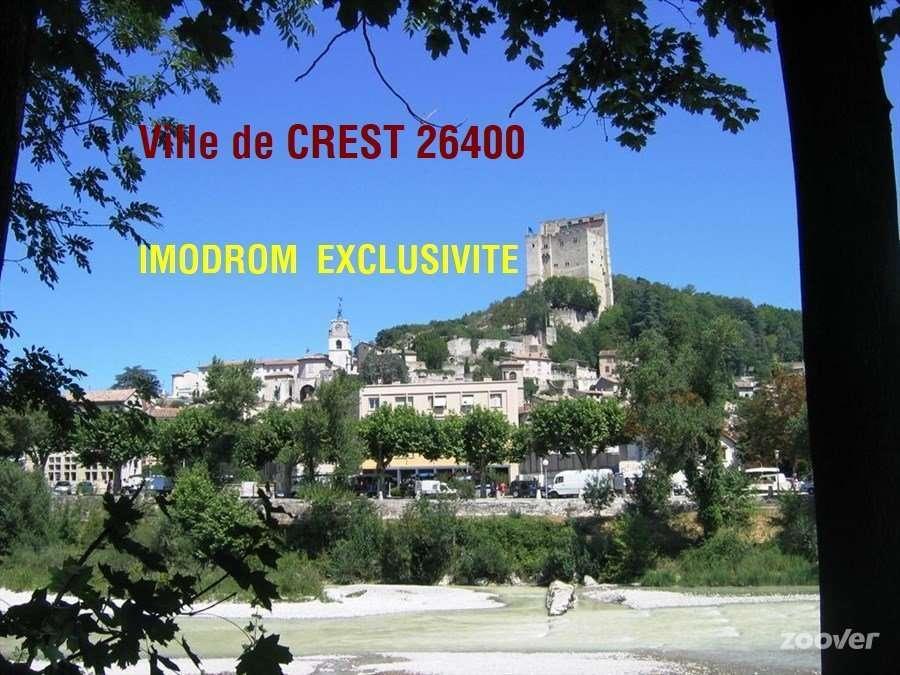 Ville de Crest plateau 100 m2 à rénover