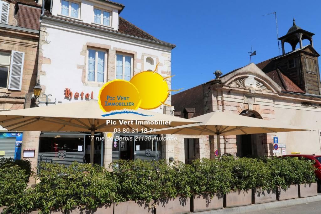 Auxonne- Hôtel 9 chambres -Restaurant 80 couverts