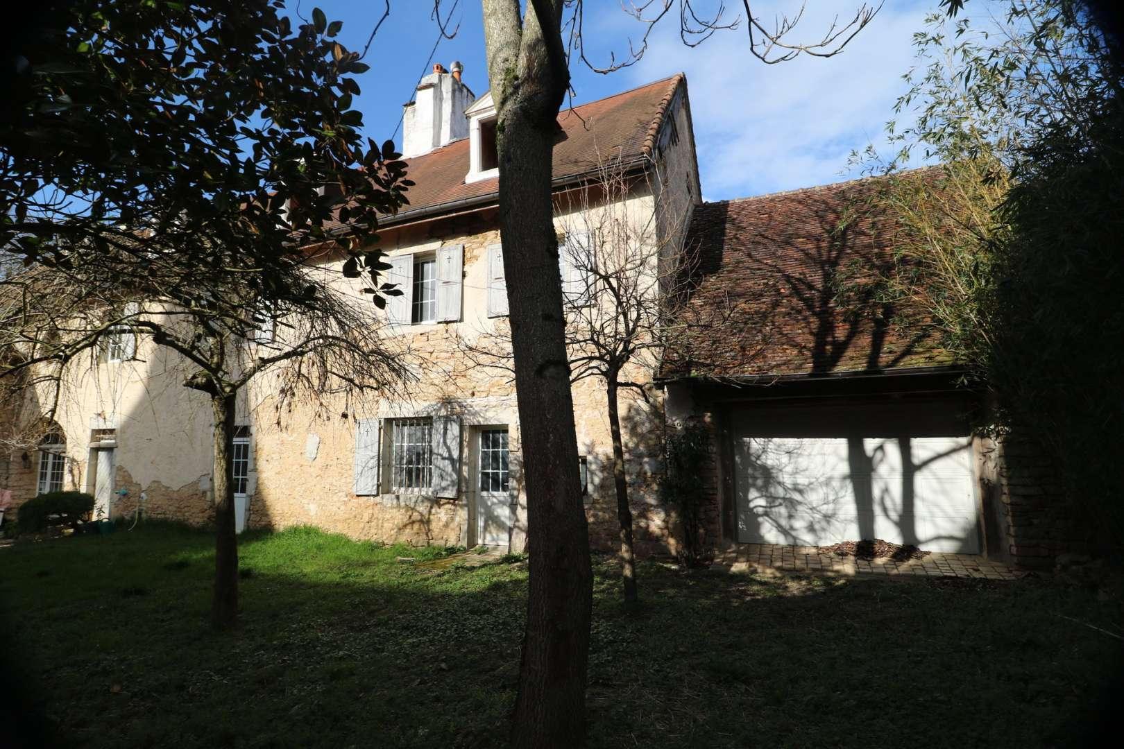 Vente Maison Montmirey Le Chateau