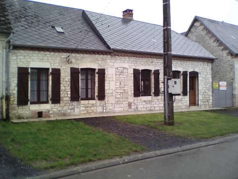 Vente Maison Montigny-le-Franc