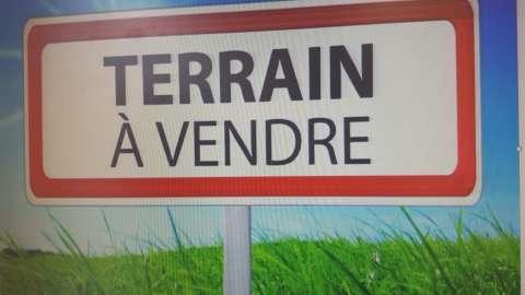 Vente Terrain constructible Pouilly-sur-Serre