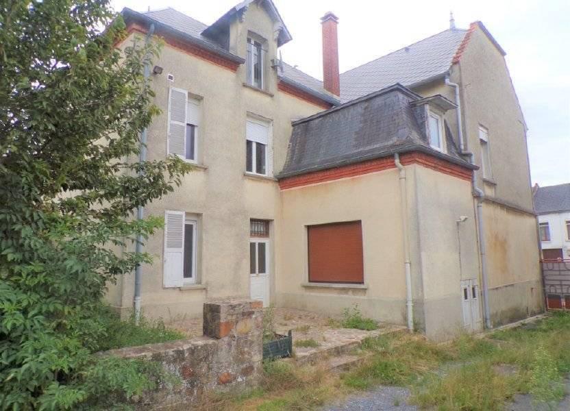 Vente Maison Pierrepont