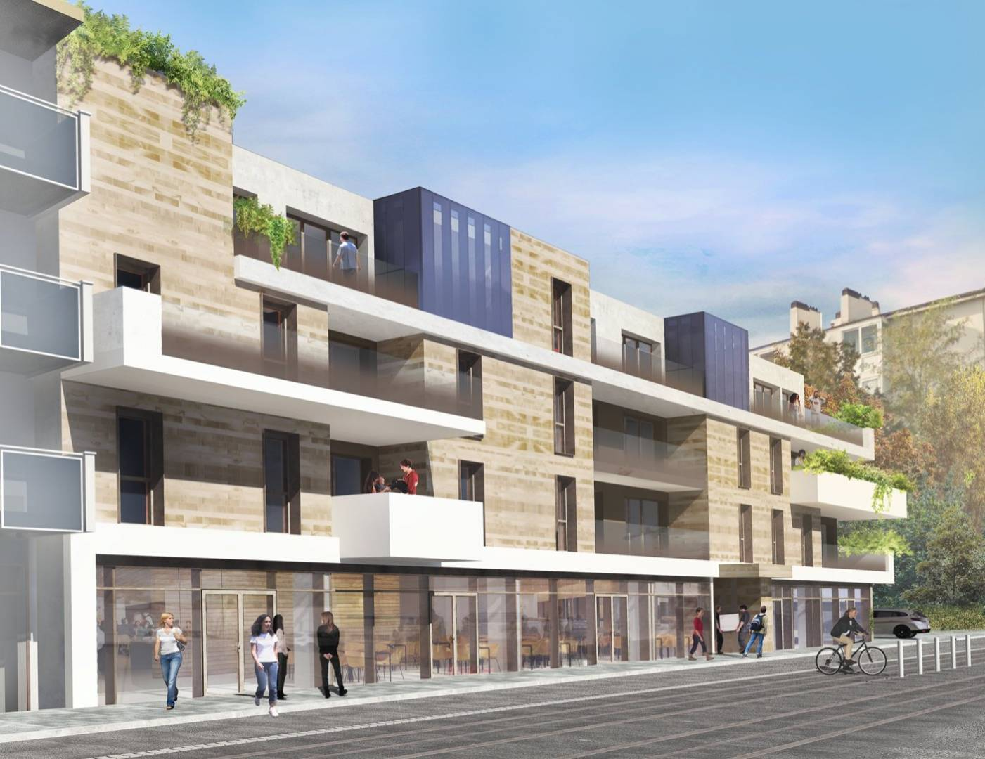 Vente Appartement Le Bouscat