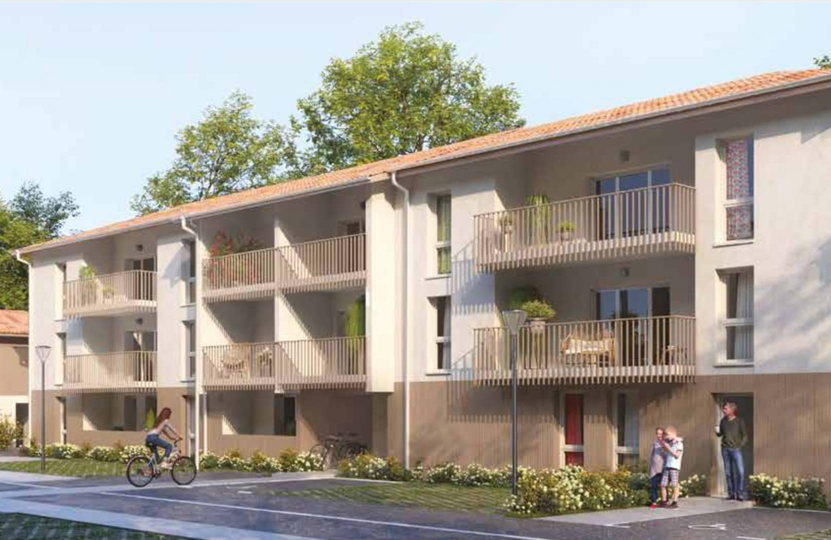Vente Appartement Belin-Béliet