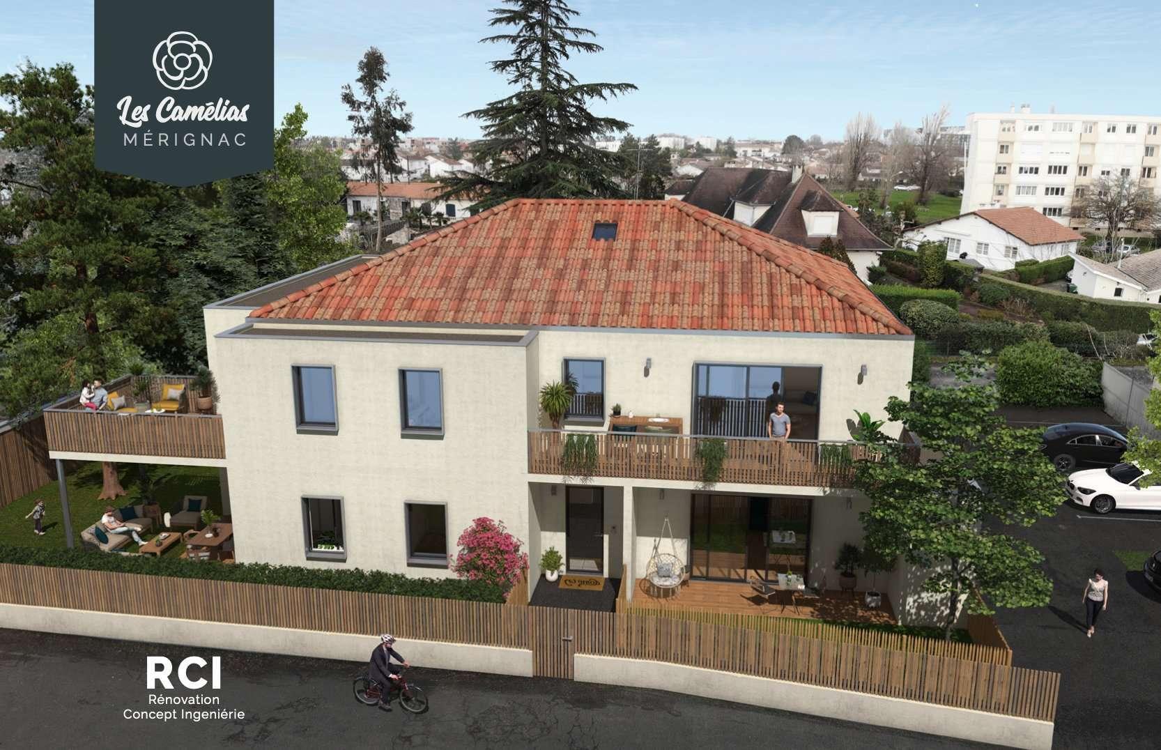 Vente Appartement Mérignac