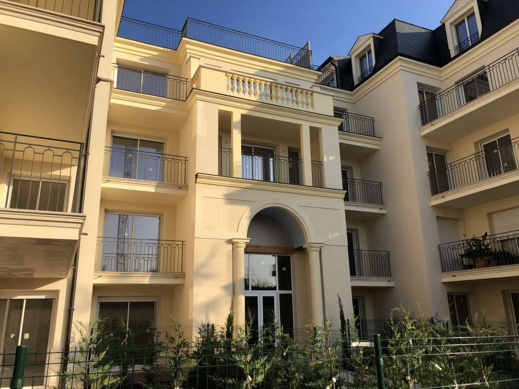 APPARTEMENTS IMMEUBLE NEUF LA GARENNE COLOMBES