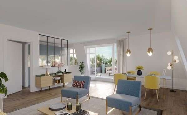Vente Appartement Colombes