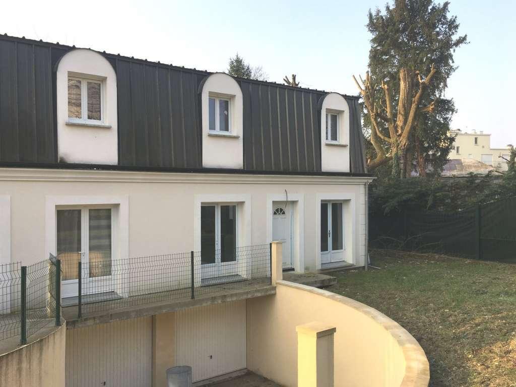 Maison Mansart Le Raincy 107m²