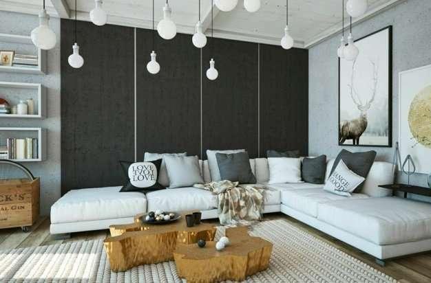 Appartement 4 pièces 104.55m² Balcons