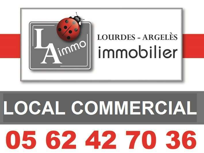 LOCAL COMMERCIAL - ARGELES GAZOST