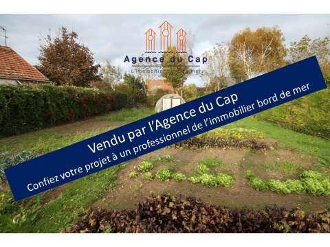 Vente Terrain constructible Saint-Aubin-sur-Mer