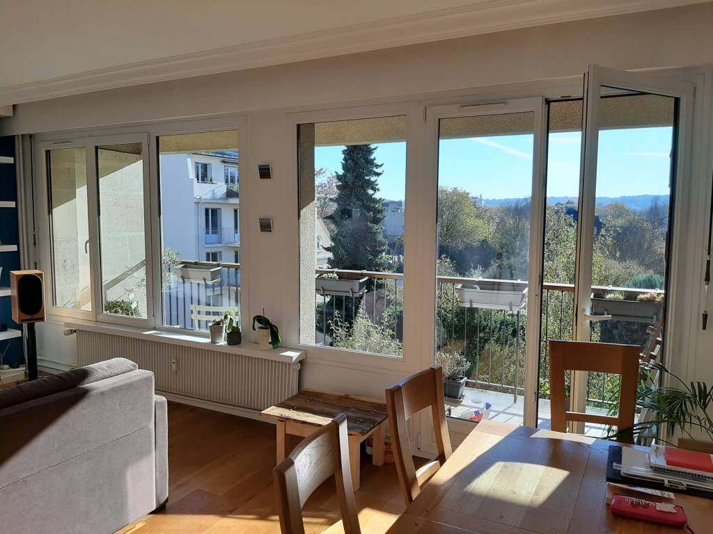 Versailles Montreuil - 5p.105 m² - étage élevé avec balcon