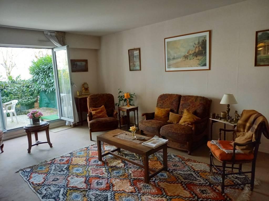 Le Chesnay Dutartre -  Rez de jardin -  2/3p. 62 m²
