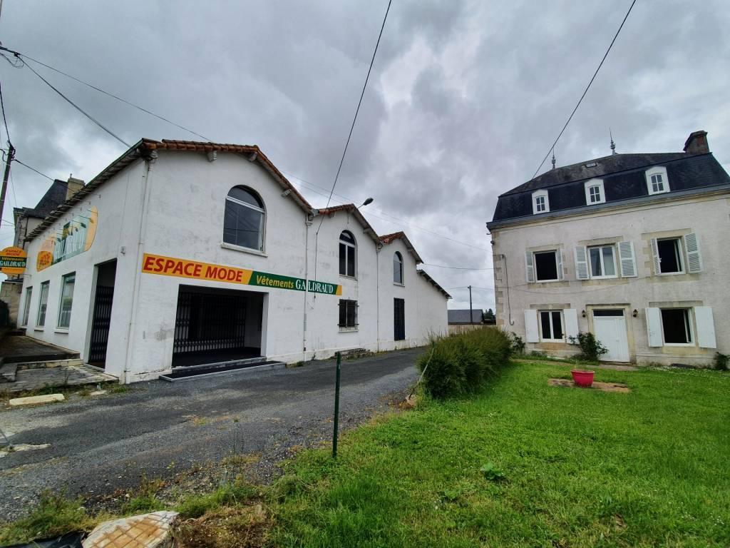 Sale Housing estate Saint-Pierre-d'Exideuil