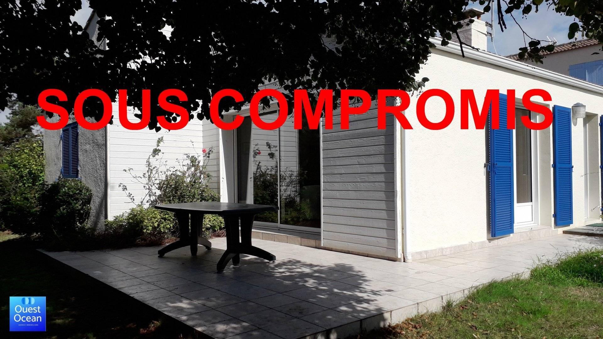 Vente Maison Saint-Vincent-sur-Jard