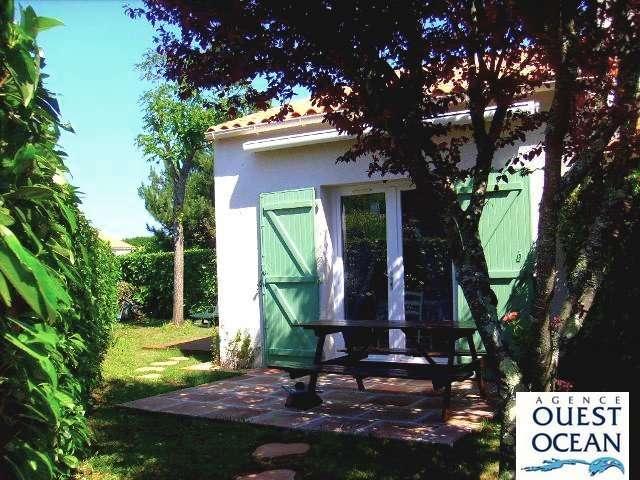 Location saisonnière Maison jumelée Saint-Vincent-sur-Jard