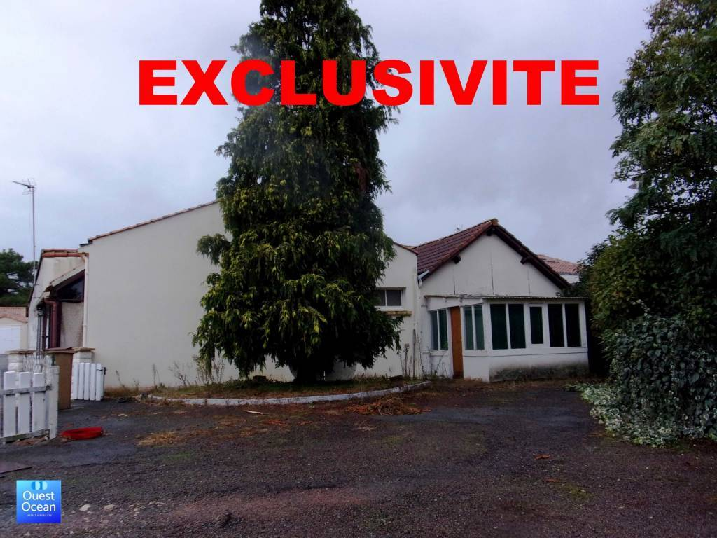 EXCLUSIVITE CENTRE BOURG SAINT VINCENT SUR JARD