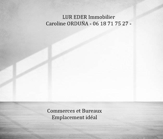 Commerces - Bureaux - Neufs - 152m² plus terrasse
