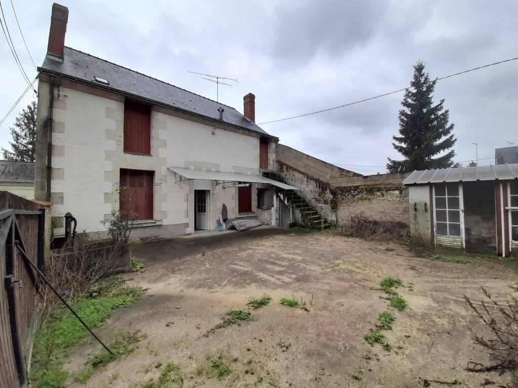 Maison individuelle sur 2 niveaux, Cinq Mars La Pile