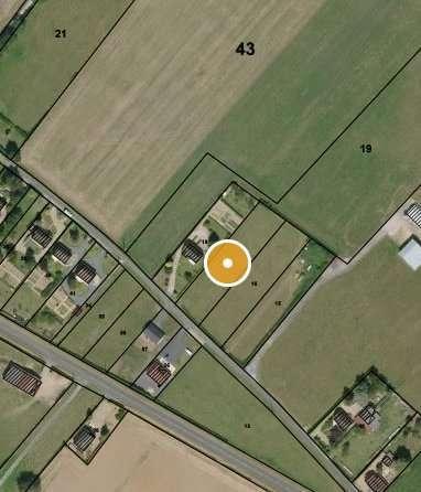 Prox Dompierre, Terrain à bâtir d'env. 2400m²