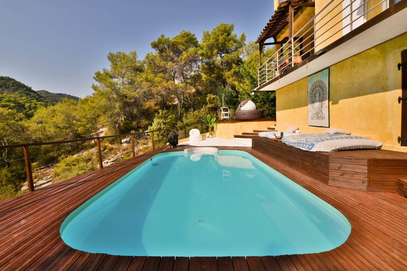 Vente Villa Blausasc