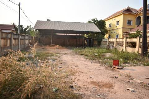 Rental Plot of land Siem Reap