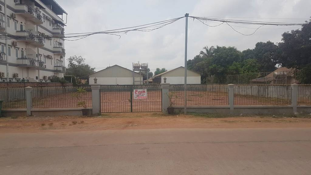 Land For Sale or Rent in Siem Reap