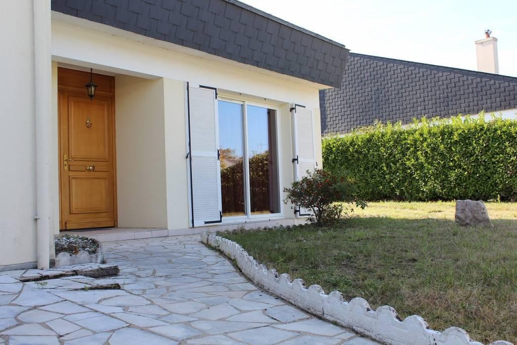 Angers proche quartier Hutreau : Maison T5, vie de plain-pied