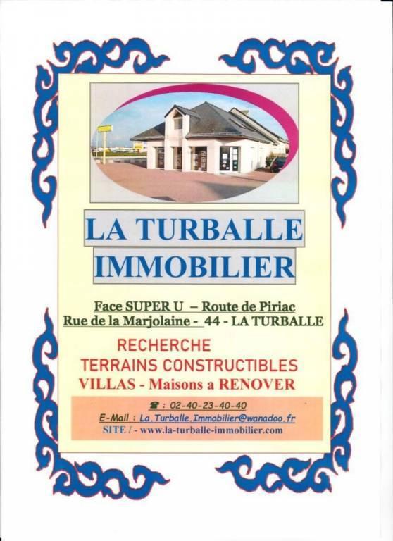 LA TURBALLE  -