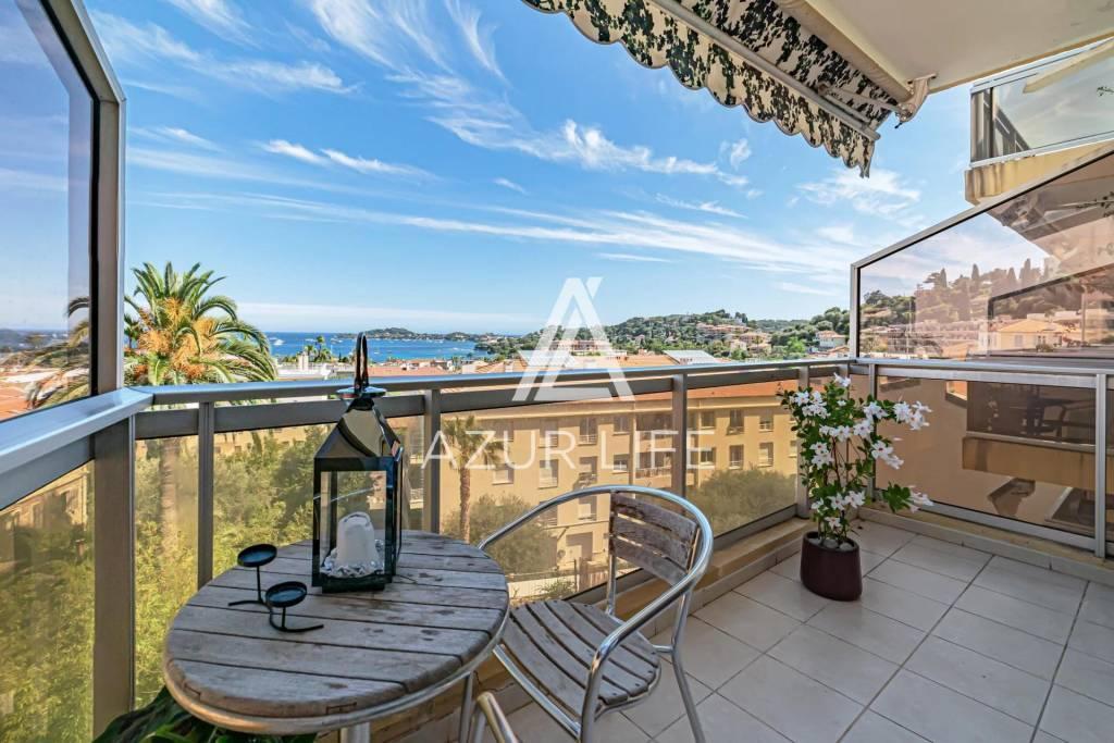 4х комнатная квартира с видом на море и террасой